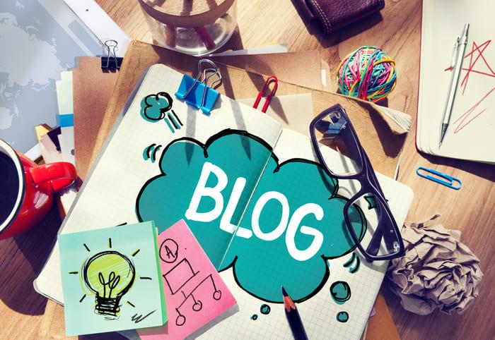 朝活でブログを書く